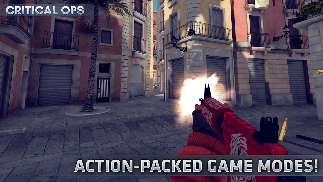 Critical Ops 1.5.0.f555 Screen 12