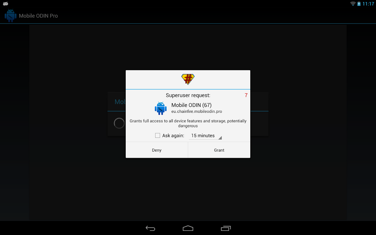 SuperSU 2.82 Screen 12