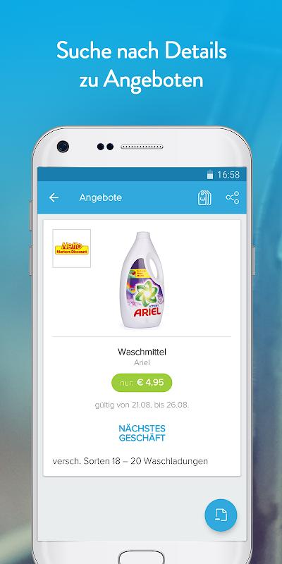 marktguru Prospekte & Angebote 3.0.16 Screen 13