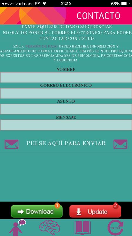 Psicología y Logopedia 5.0.0 Screen 8