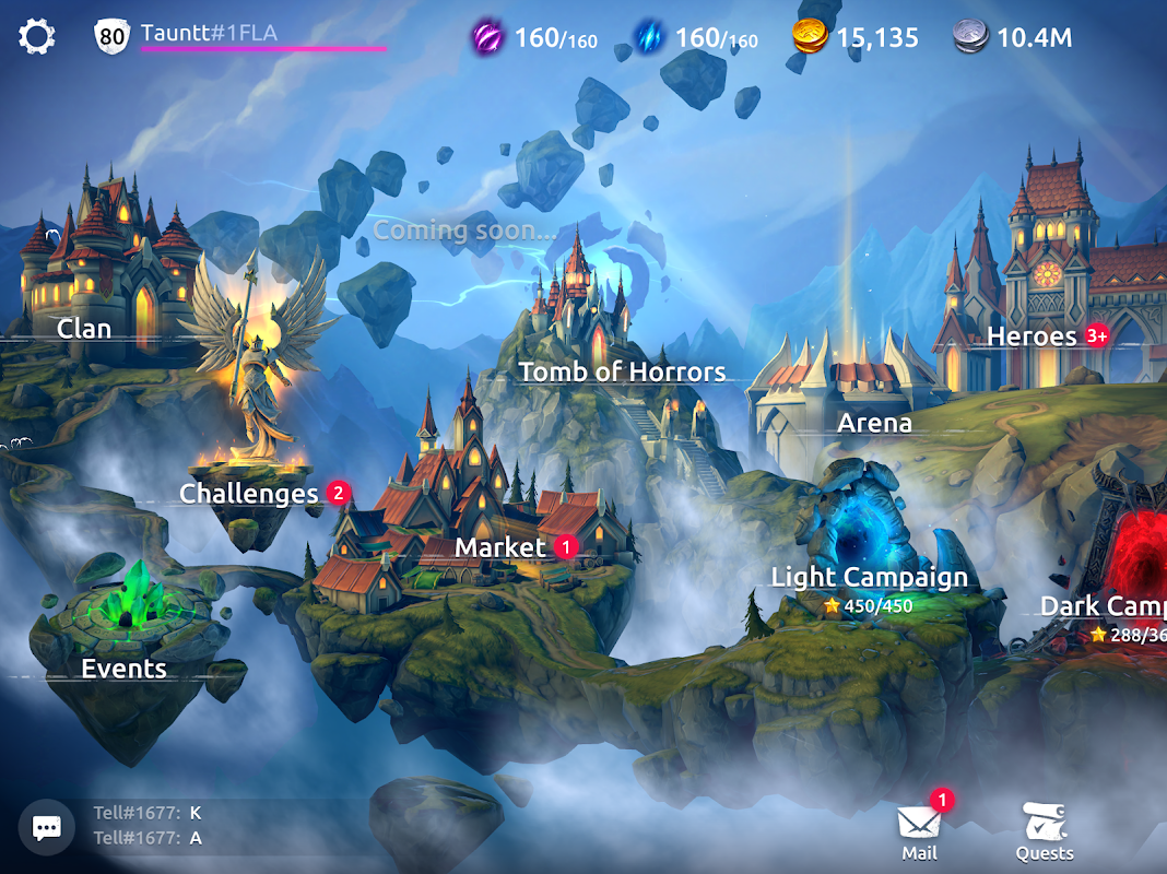 Android Age of Magic Screen 15