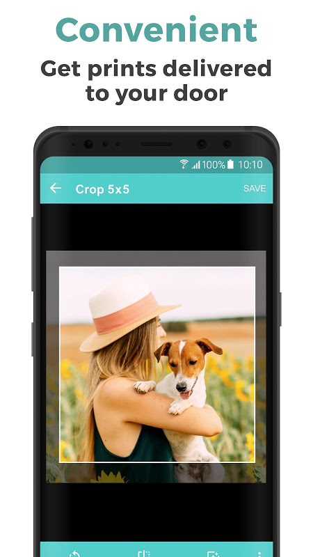 Android FreePrints - Free Photos Delivered Screen 3