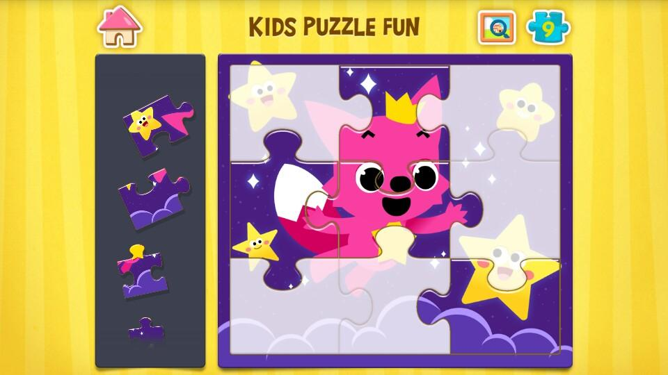 PINKFONG Kids Puzzle Fun 9 Screen 7