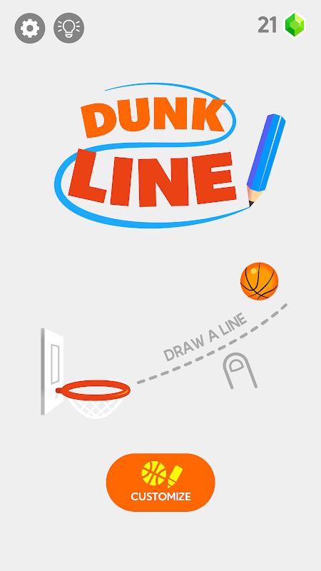 Dunk Line 1.3 Screen 4