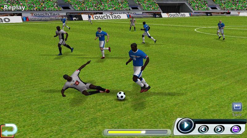 World Football League 1.9.6 Screen 4
