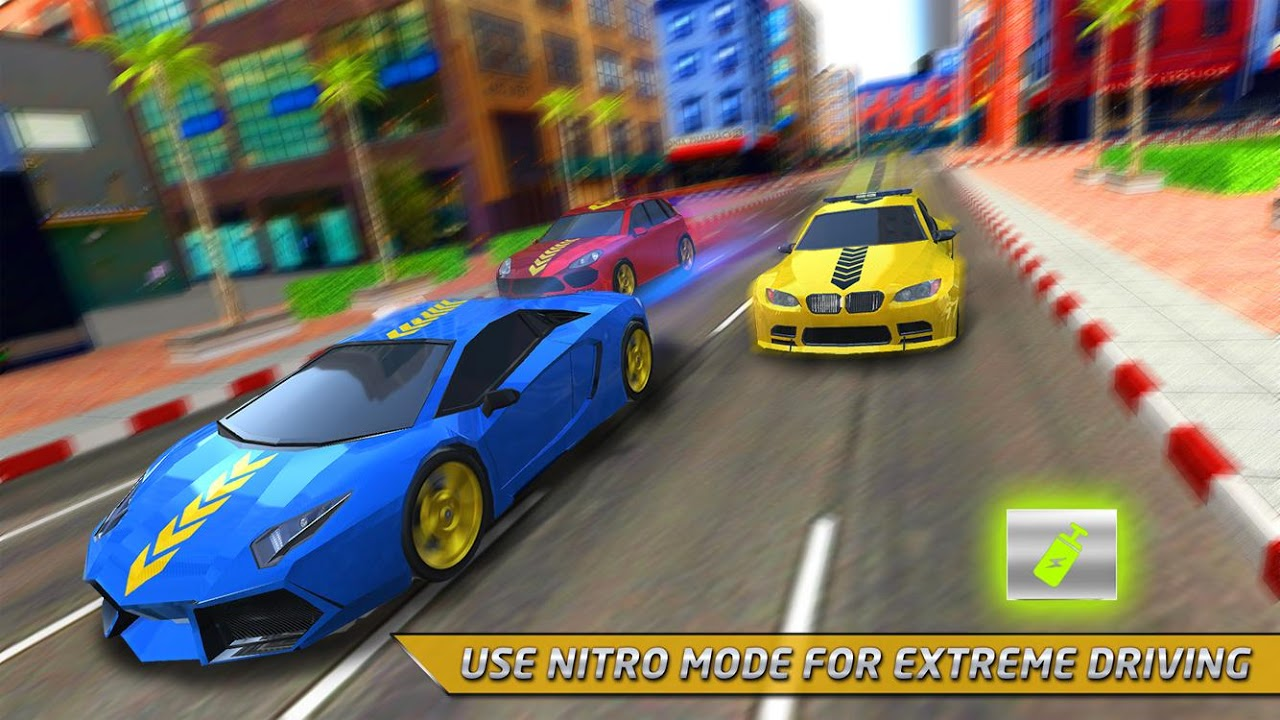 Android Taxi Driver 3D Simulator Game Screen 4