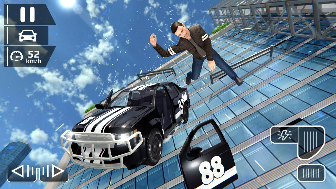 Smash Car Hit - Impossible Stunt 1.2 Screen 3