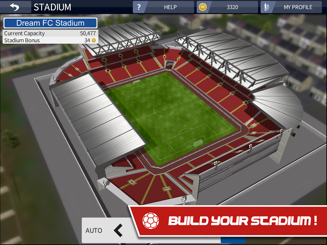 Android Dream League Soccer 2017 Screen 13