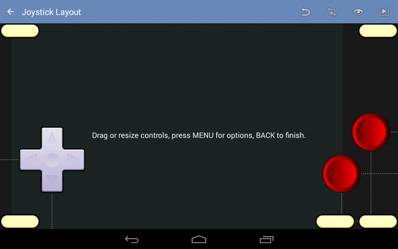 Android Speccy - ZX Spectrum Emulator Screen 14