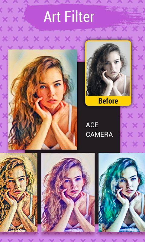 Ace Camera - Photo Editor, Collage Maker, Selfie 1.3.2.1003 Screen 7