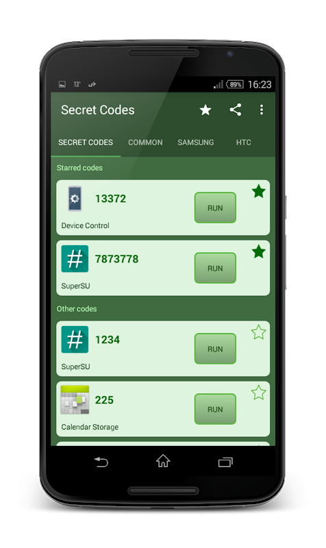 Secret Codes 1 6 1 APK Download by Blue Dragonfly | Android APK