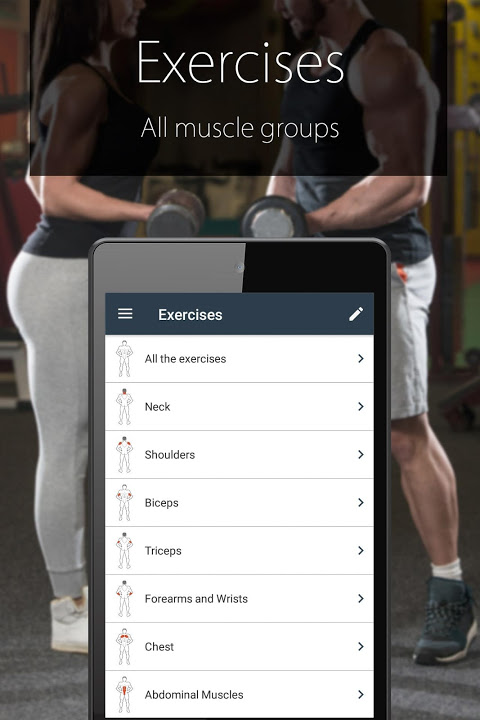 Fitness Coach FitProSport 4.54 Screen 3