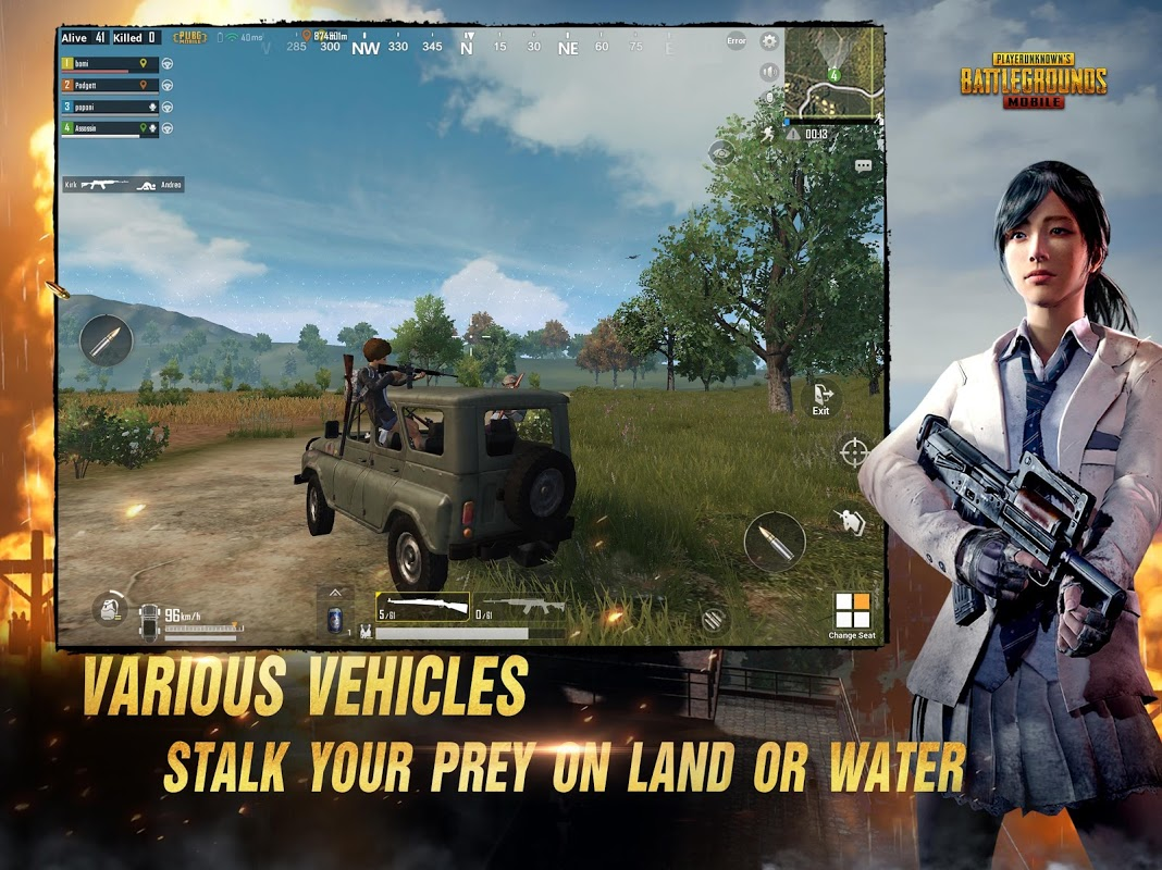 PUBG MOBILE 0.5.0 Screen 5