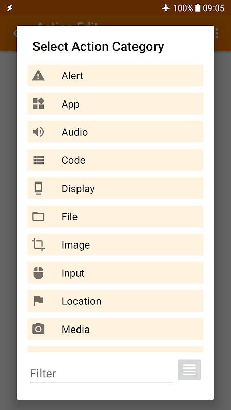 Tasker 5.7.2 Screen 4