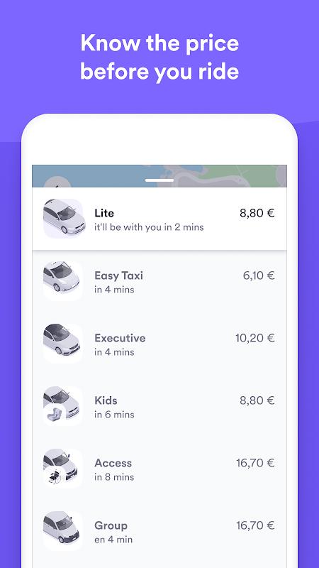 Cabify 7.9.1 Screen 7