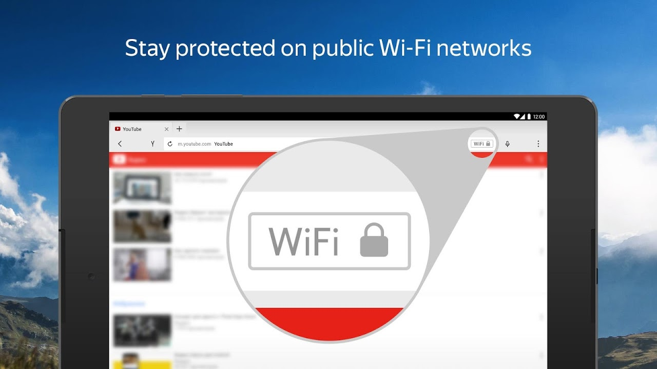 Yandex Browser with Protect 18.10.2.113 Screen 9