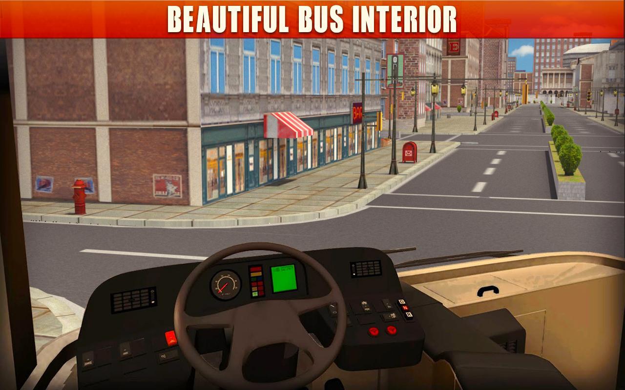Bus Simulator Coach Driver 1.2 Screen 2