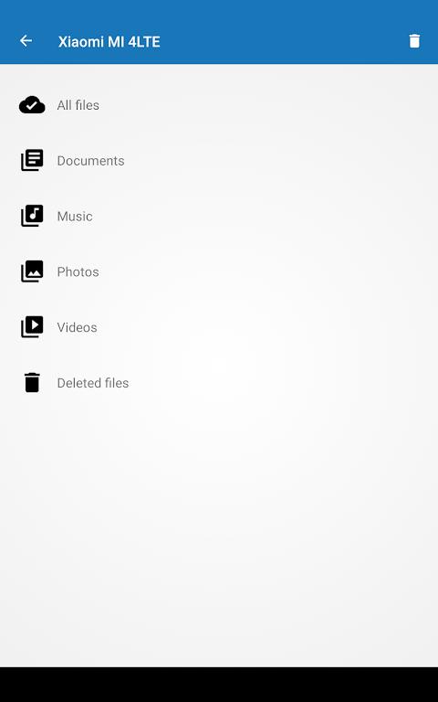 Android 100GB Free Cloud Storage Degoo Screen 15