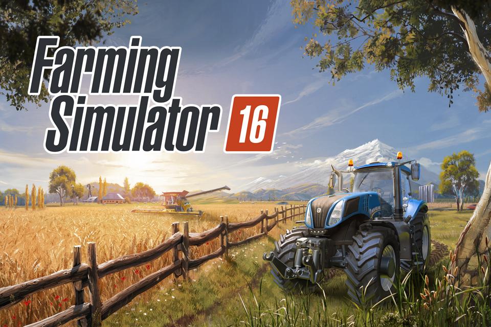 Android Farming Simulator 16 Screen 10