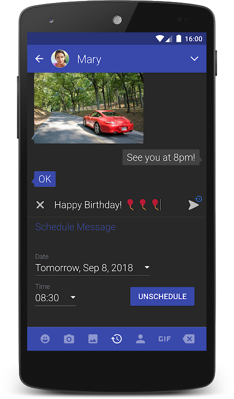 Textra SMS 4.3 Screen 4