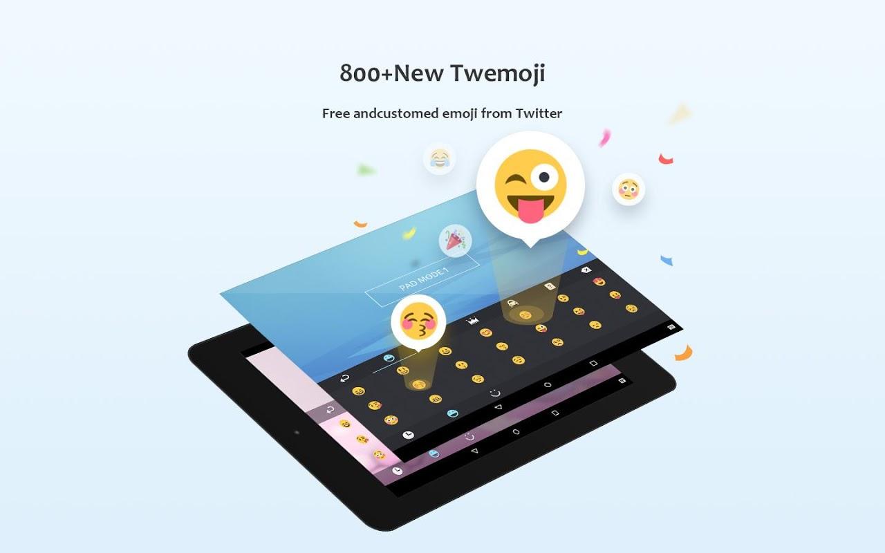 GO Keyboard 3.20 Screen 8