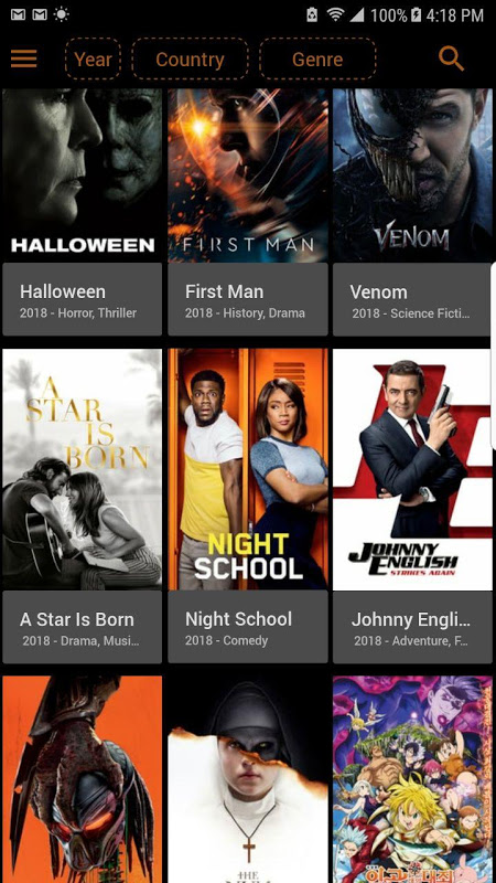 T-Movies 1.3.4 Screen 1