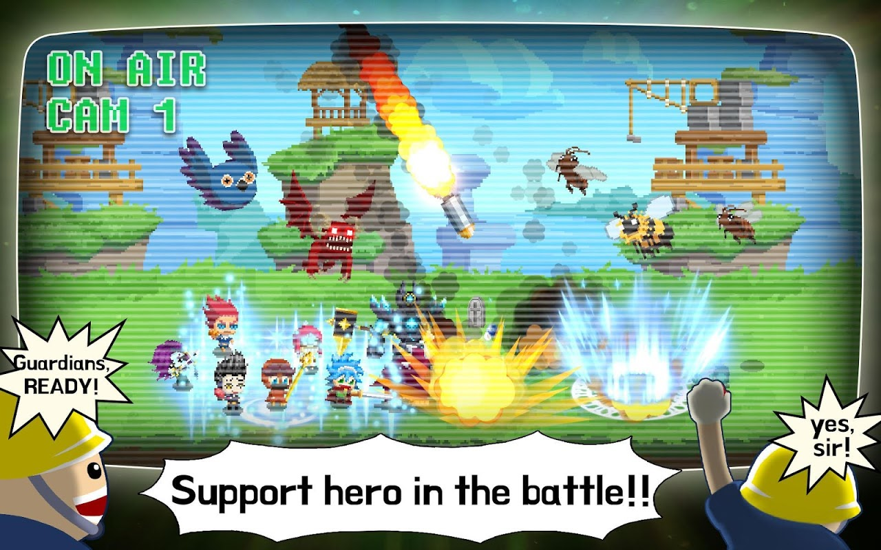 Android Videogame Guardians Screen 12