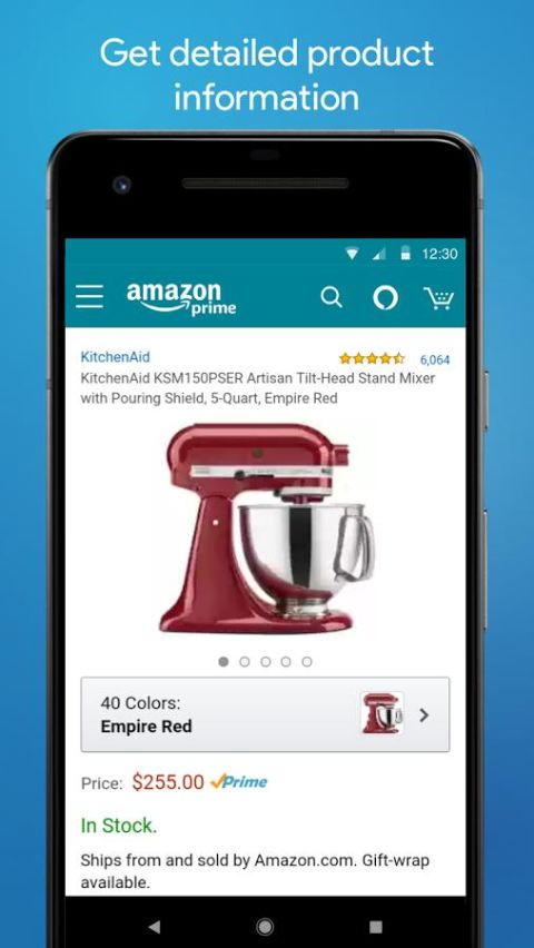 Amazon Shopping 16.5.0.100 Screen 14