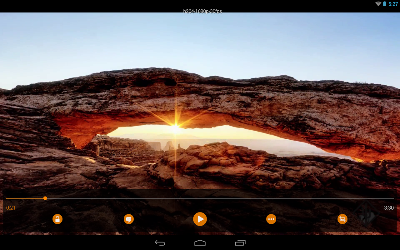 VLC for Android 3.1.0-RC4 Screen 5