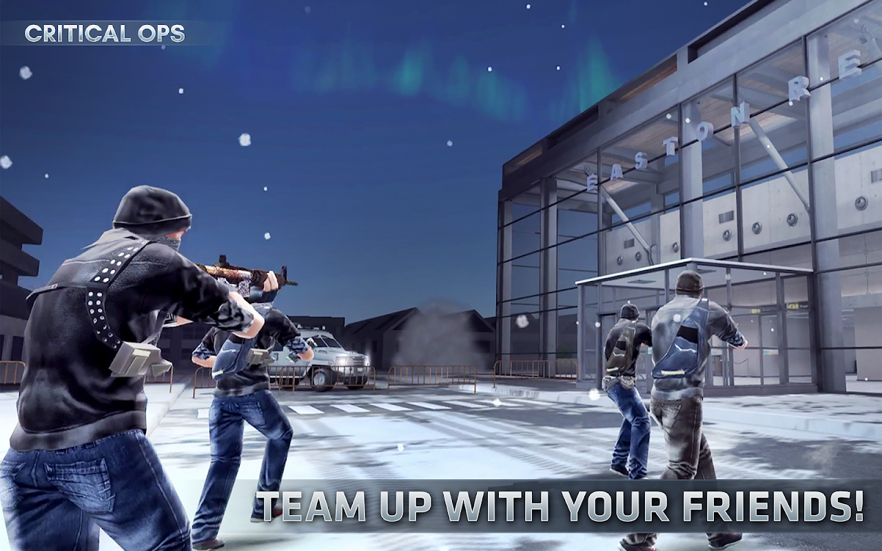 Critical Ops 1.5.0.f555 Screen 6