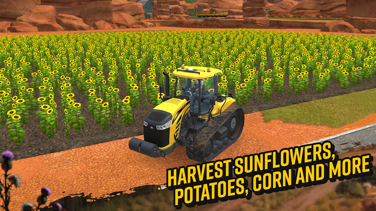 Android Farming Simulator 18 Screen 5