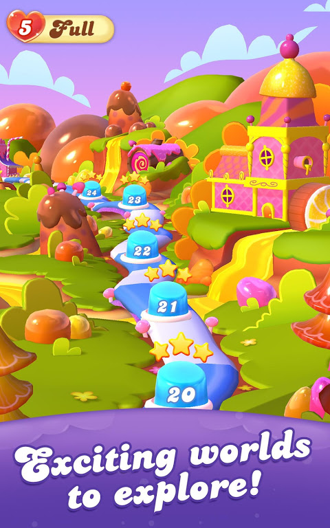 Candy Crush Friends Saga 1.18.10 Screen 10