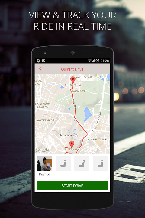 Zify - Safe & Flexible Carpool 4.0.4 Screen 6