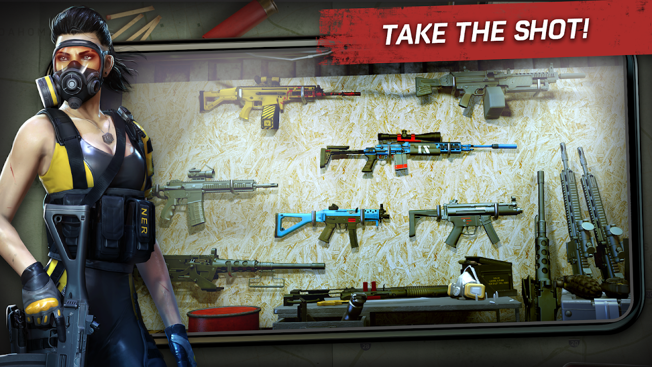 Left to Survive: Dead Zombie Shooter 2.2.0 Screen 2