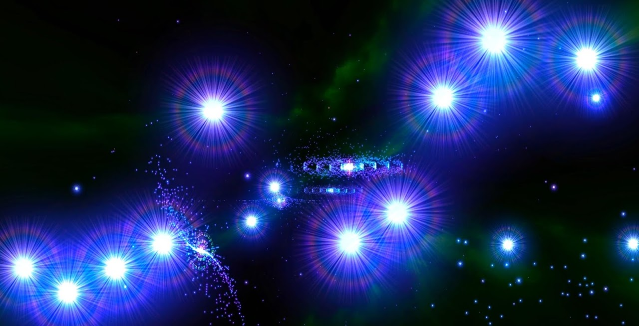 3D Stars Journey Music Visualizer Pro APKs | Android APK