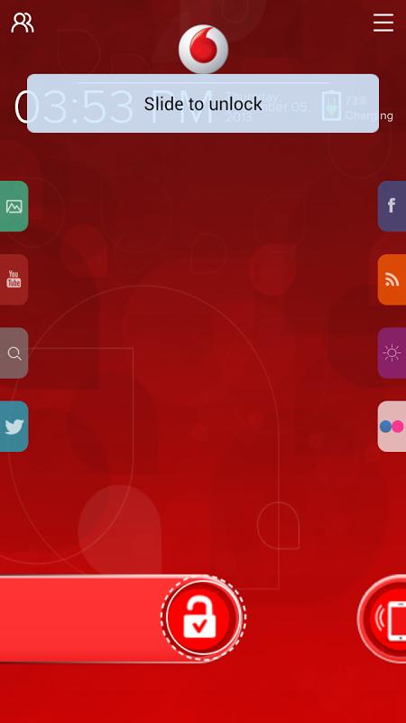 Vodafone Start 1.1 Screen 5