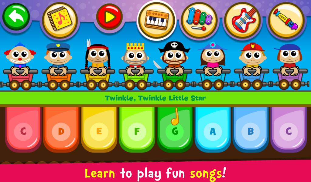 Piano Kids - Music & Songs 2.29 Screen 3