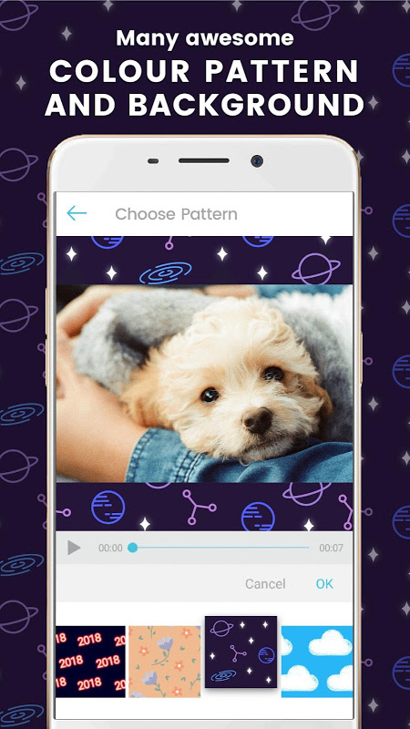 Android Kruso - Video Editor & Story Editor Screen 5