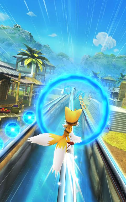 Sonic Dash 2: Sonic Boom 1.7.17 Screen 8