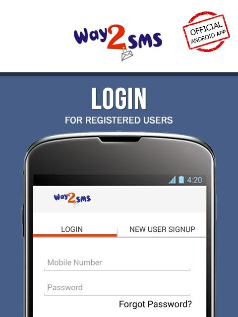 Way2SMS FREE SMS 2 10 APK Download by Way2online | Android APK