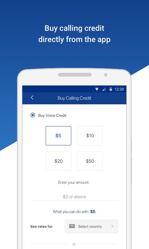KeepCalling – Best Calling App 3.5.2 Screen 1