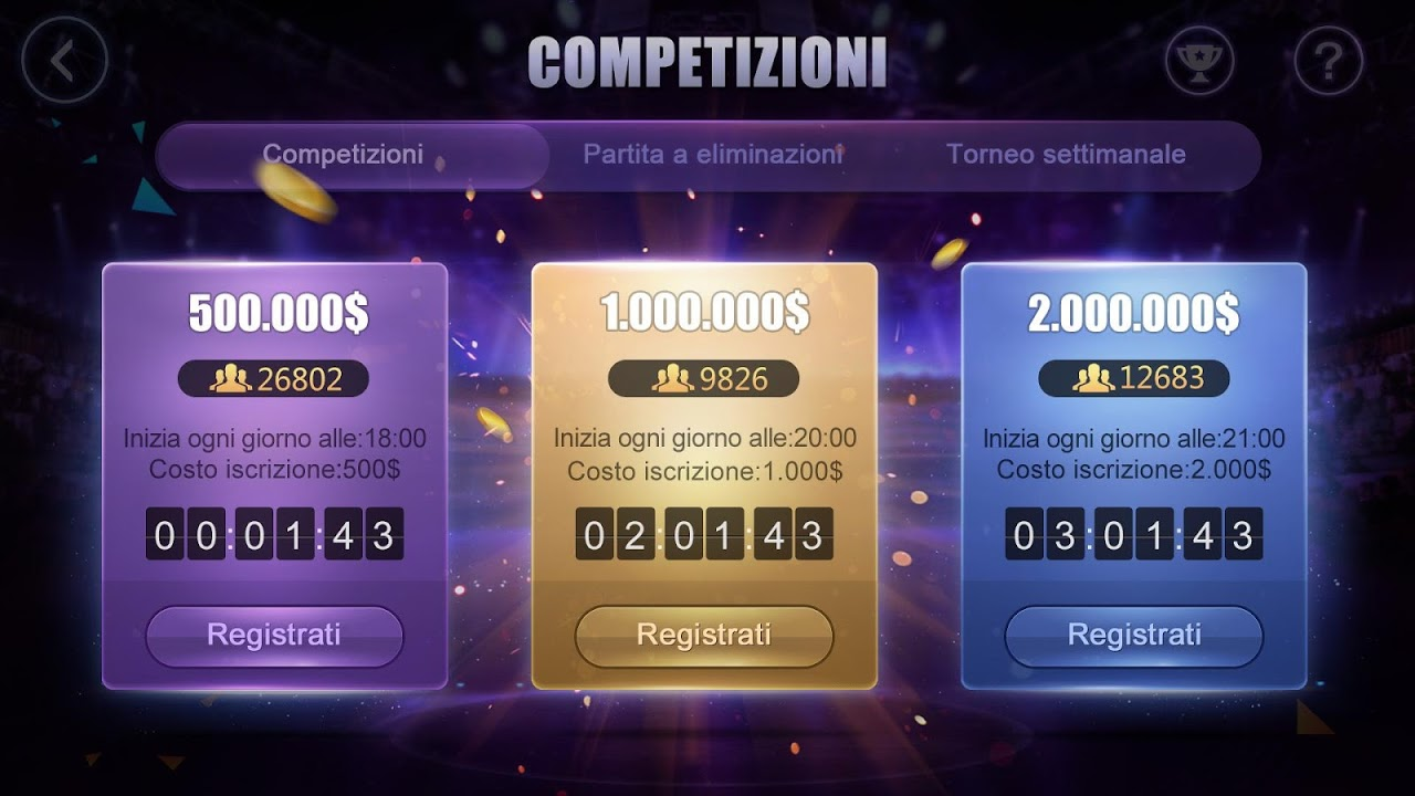 Poker Italia HD 7.1.208 Screen 4