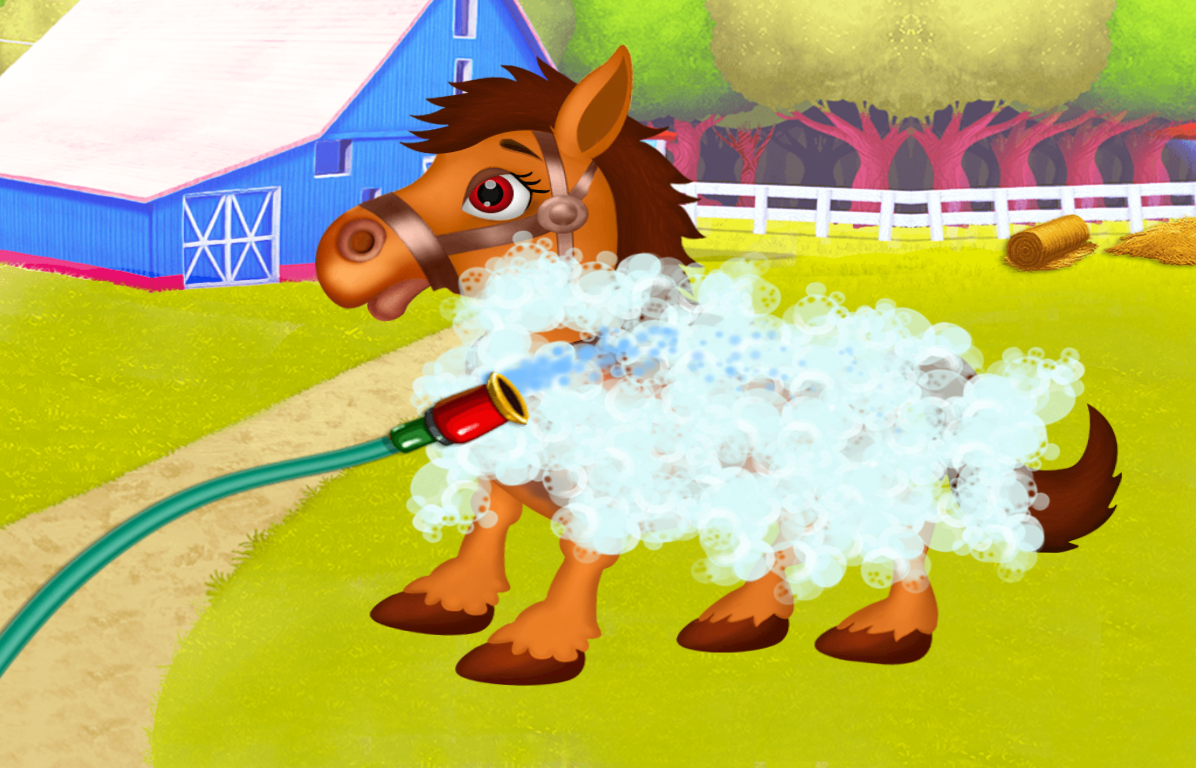 Android Animal Farm Games For Kids Screen 2