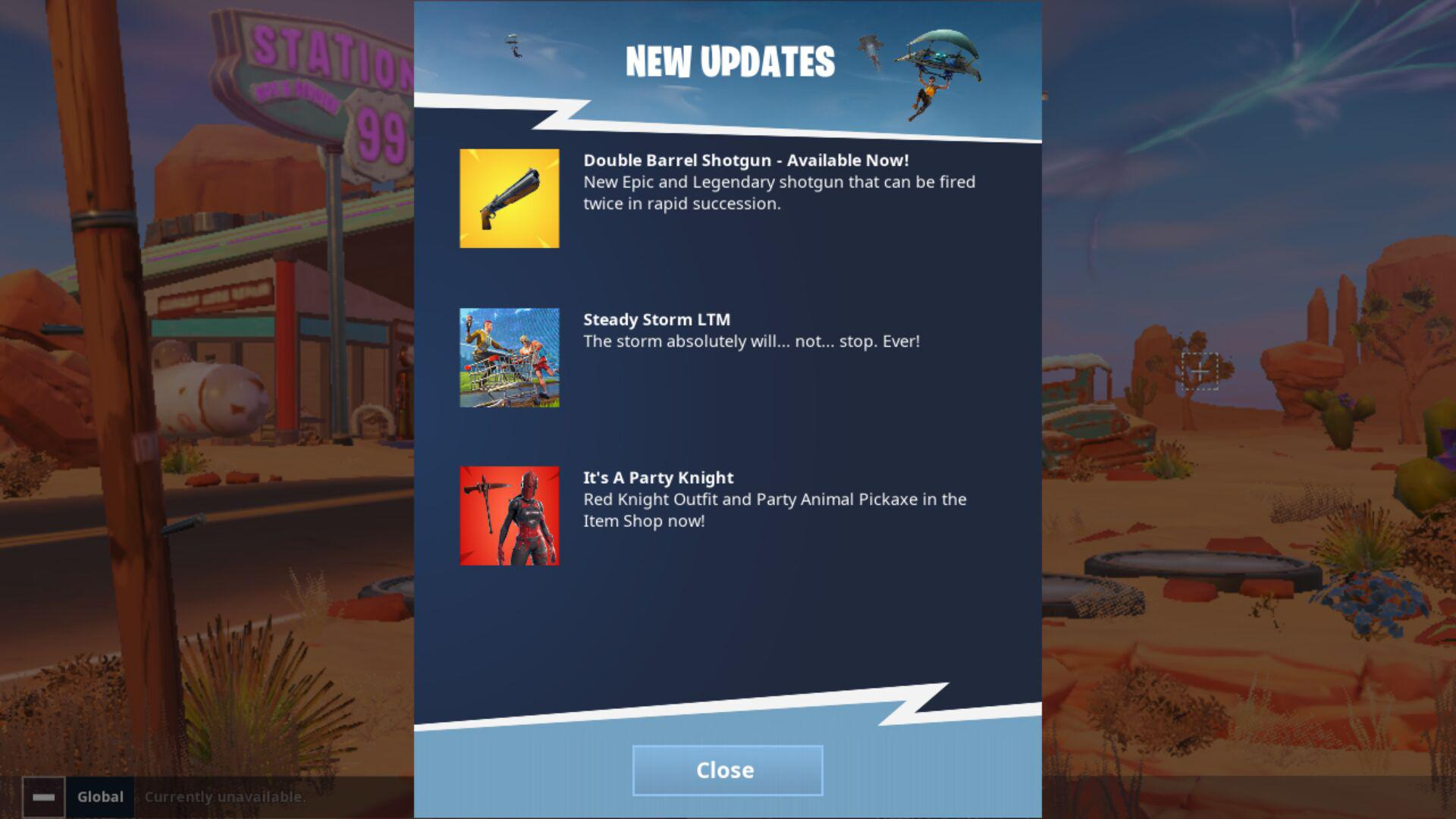 Fortnite 6.02.0-4440378-Android Screen 2