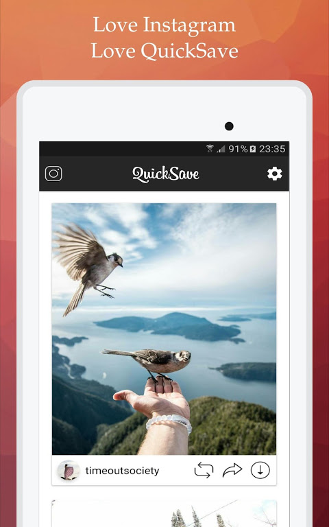 QuickSave for Instagram 2.2.9 Screen 13