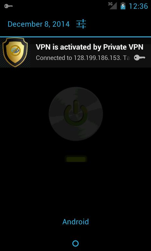 Private VPN Proxy Free 1.0.1 Screen 5