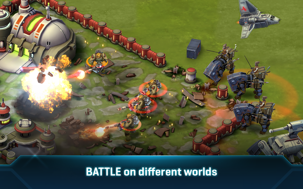 Star Wars™: Commander 7.6.0.172 Screen 5