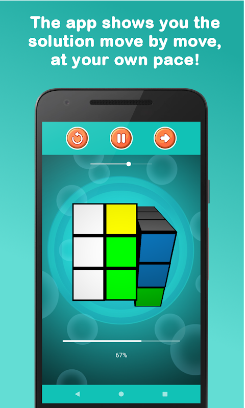 RubikSolver 6.2.1 Screen 3