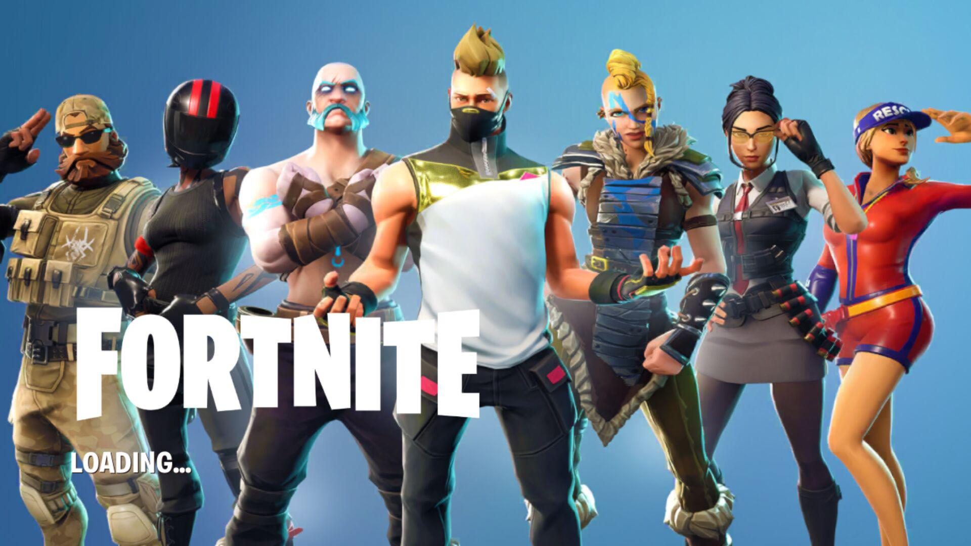 Fortnite 6.02.0-4440378-Android Screen 4