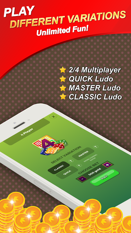 Android Ludo STAR : 2017 (New) Screen 2